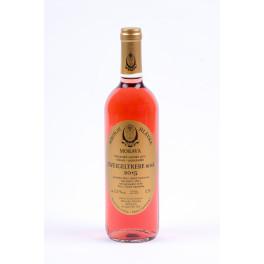 Zweigeltrebe rosé MZV 2015